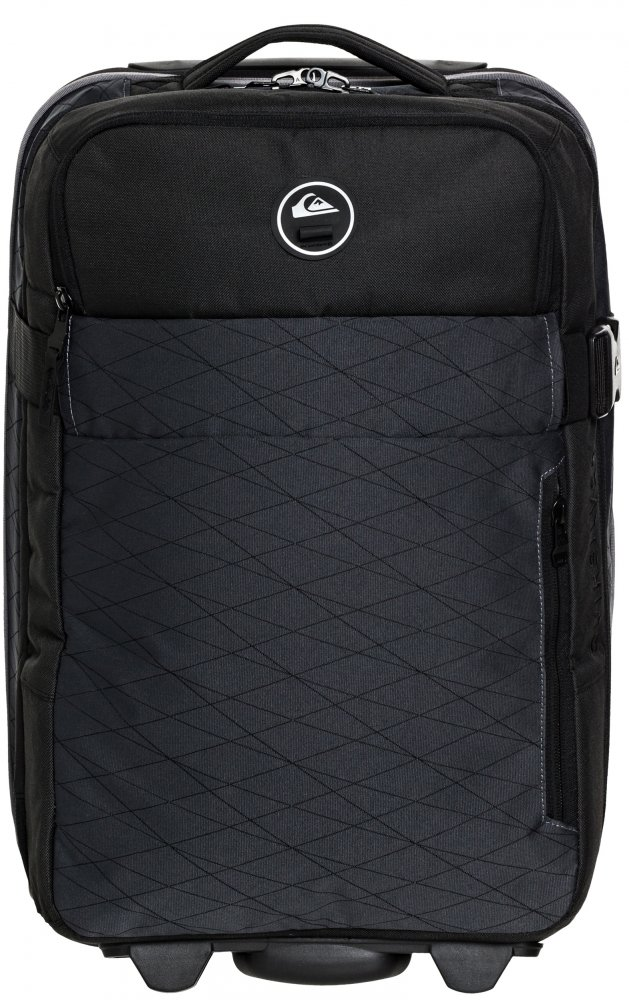 Kufr Quiksilver New Horizon black 32l