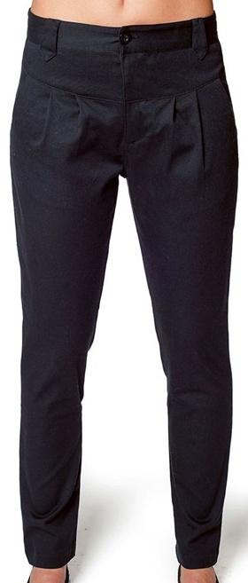 Kalhoty Horsefeathers Cookie black 30