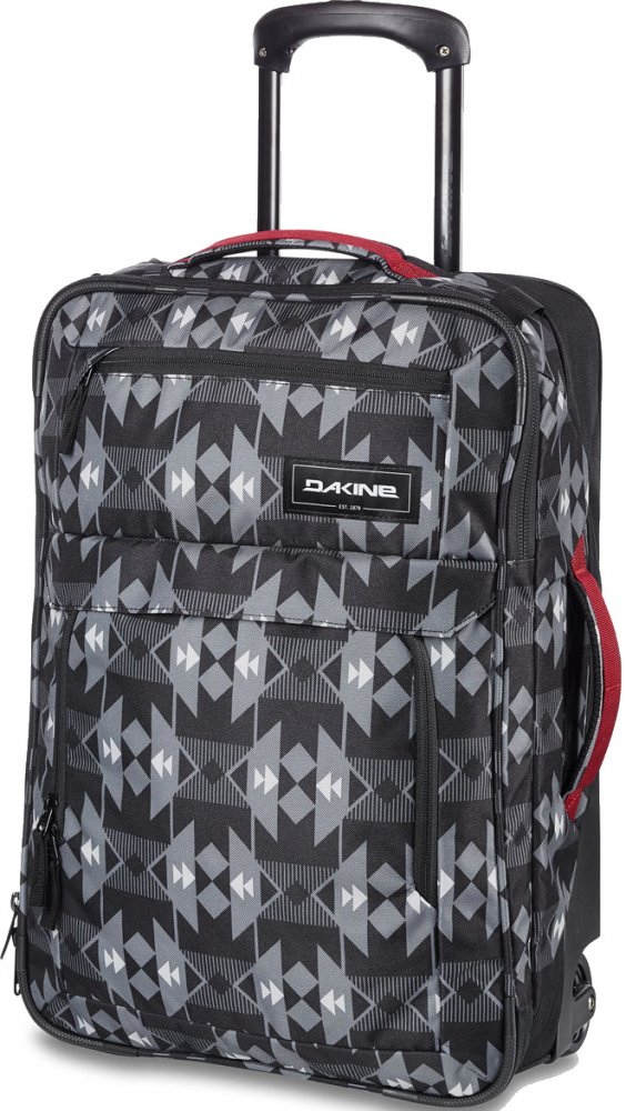 Kufr Dakine Carry On Roller 40l fireside II