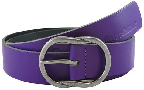 Pásek Horsefeathers Belle violet