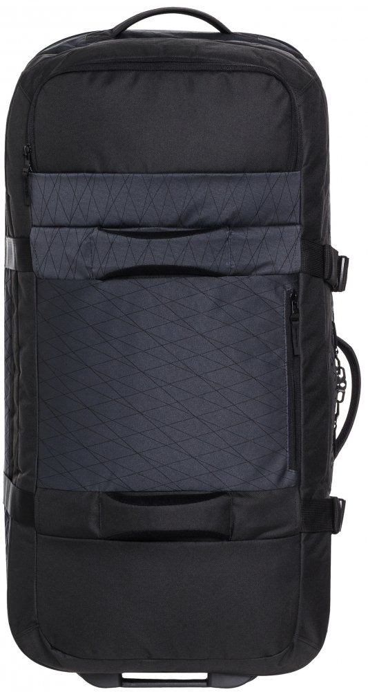Kufr Quiksilver New Reach black 100l