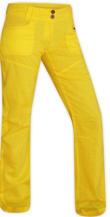 Kalhoty NordBlanc NBSLP3070 yellow day 30