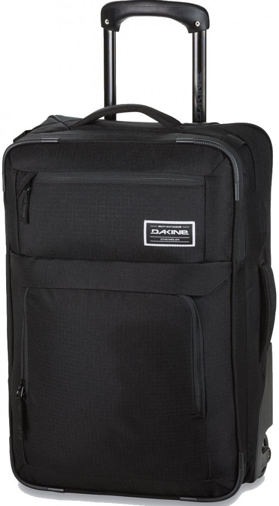 Kufr Dakine Carry On Roller 40l black