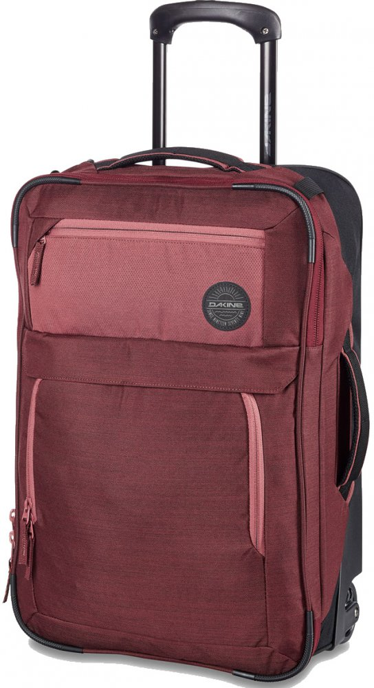 Kufr Dakine Carry On Roller 40l burntrose