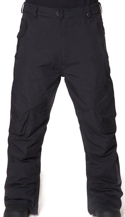 Kalhoty Horsefeathers Casper black 36