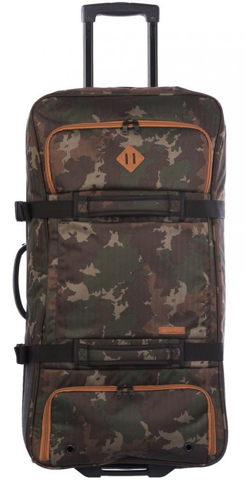 Kufr Animal Wilder camo green 100l