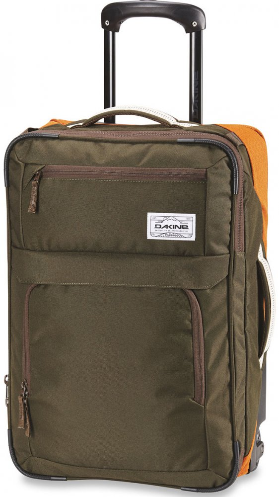 Kufr Dakine Carry On Roller 40l timber