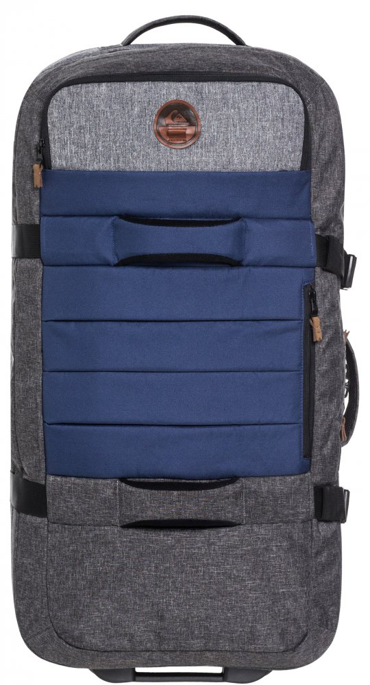 Kufr Quiksilver New Reach medieval blue heather 100l