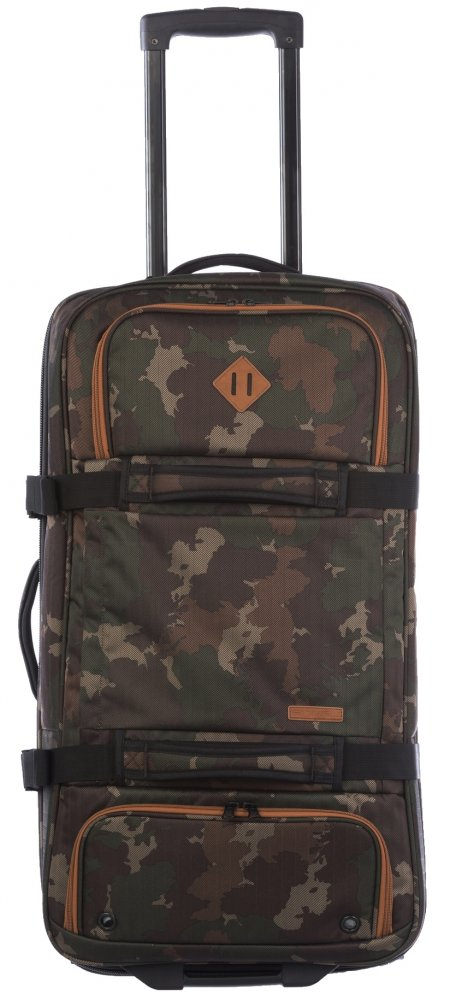 Kufr Animal Everglade camo green 80l