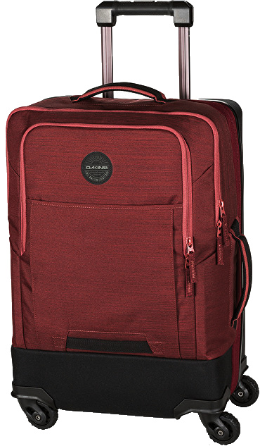 Kufr Dakine Terminal Spinner 40l burnt rose
