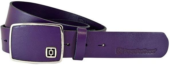 Pásek Horsefeathers Ginger purple