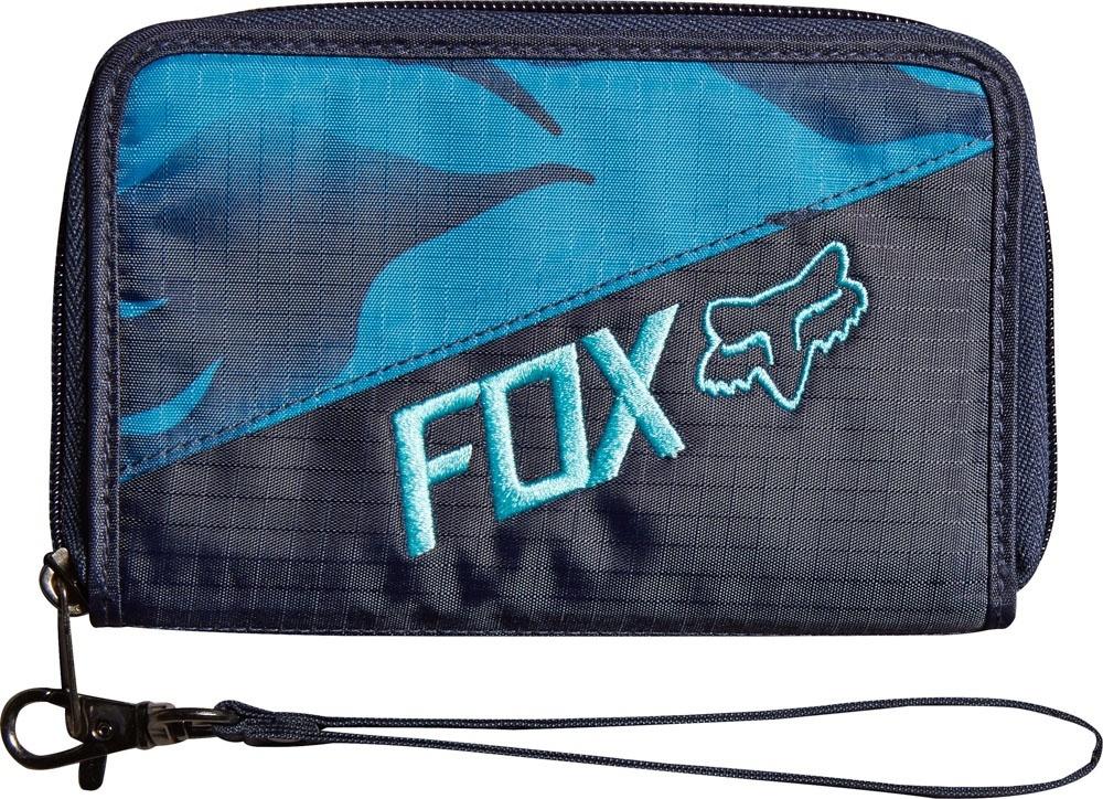 Peněženka Fox Vicious Vristlet blue still