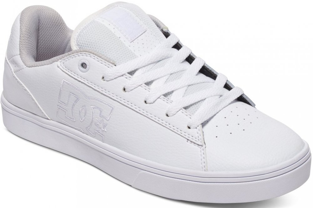 Boty DC Notch white 41