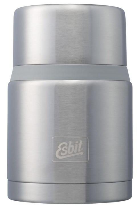 Termoska na jídlo Esbit 0,75l silver